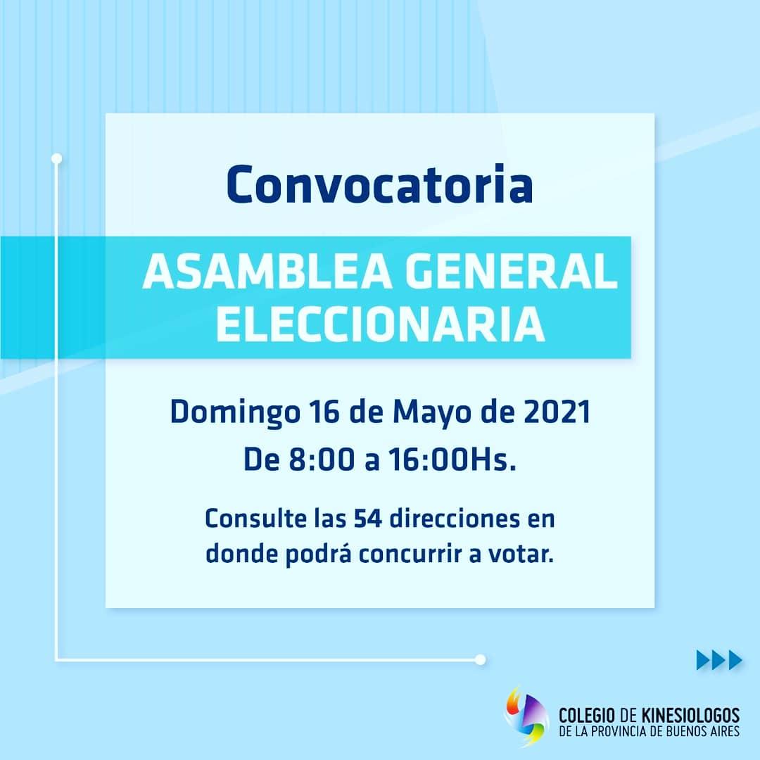 Asamblea General Eleccionaria
