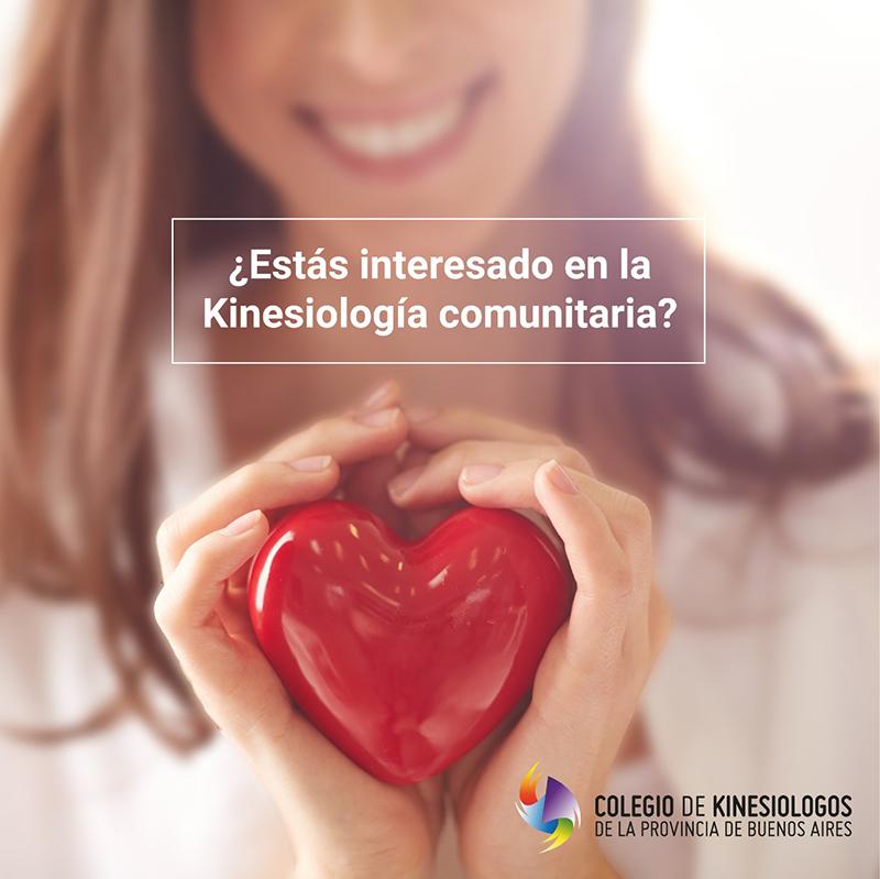 Kinesiología Comunitaria