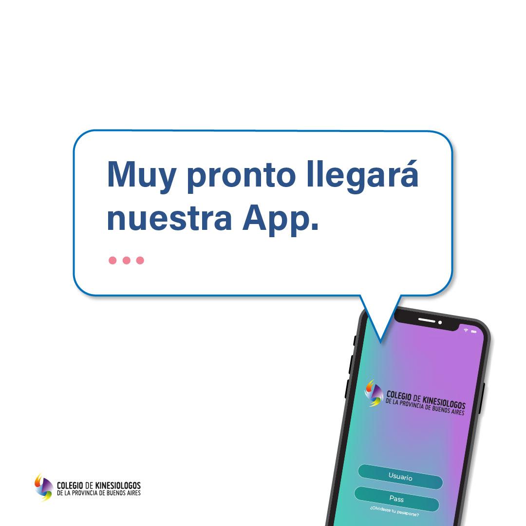 Actualización de datos para la App